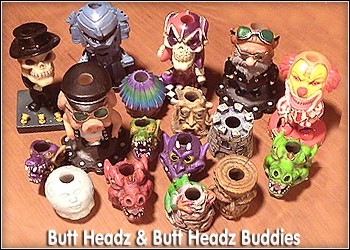 The Whole Butt Headz Collection