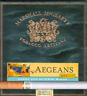 Aegeans Custom Cigarettes