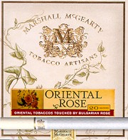 Oriental Rose Custom Cigarettes