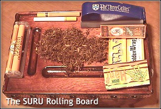 SURU Rolling Board, Rolling, Injecting Tray