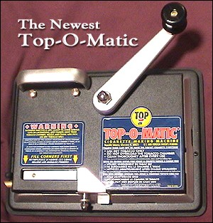 Republic Tobacco's Newest Enhanced Top-O-Matic with a Handle