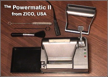 Zico's Powermatic II