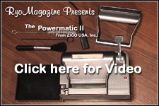 Click here for Powermatic II video